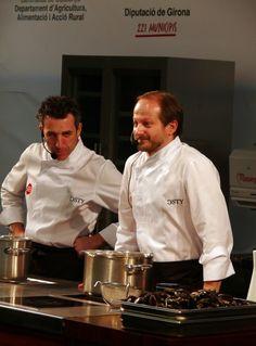 Pepe Solla y Xosé T. Cannas