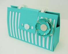 Classy Gift Bag (Stampin Up)