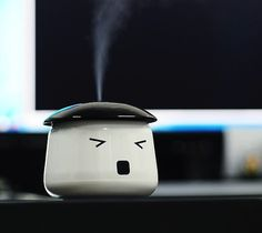 Sauna Boy USB Mini Humidifier - http://thegadgetflow.com/portfolio/sauna-boy-usb-mini-humidifier-28/