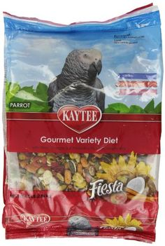 Kaytee fiesta max premier blend of fruits, vegetables, seeds and grains offering maximum variety, fun and nutrition. Nutritionally fortified gourmet food. More fun. Variety. Nutritious. Dha omega-3 supports heart, brain and visual functions. Prebiotics and probiotics aids in digestive health.