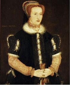 After 4 marriages, England's richest female subject - Bess of Hardwick - Elizabeth Talbot, Countess of Shrewsbury 1518-1608
