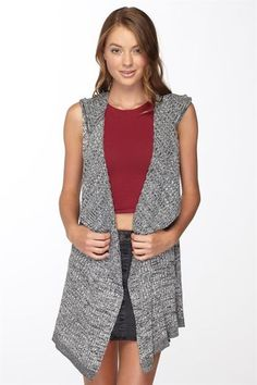Milly Hooded Vest