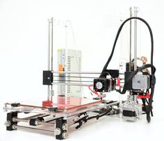 10. [REPRAPGURU] DIY RepRap Prusa I3 3D Printer Kit With Molded Plastic Parts USA Company