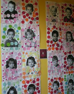 Yayoi Kusama [self-portrait? Yayoi Kusama, Kindergarten Art, Preschool Art, Art For Kids, Crafts For Kids, Arts And Crafts, School Projects, Art Projects, Theme Carnaval