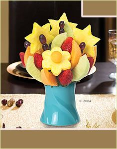 Edible Arrangements has a Passover fruit bouquet this year.
