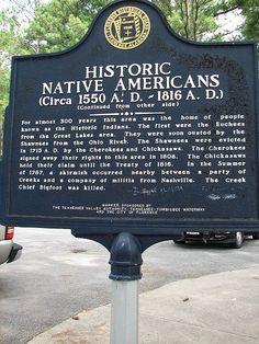 Shawnee Land, Florence, Al.  Cherokee, Euchee, Shawnee, Chickasaw