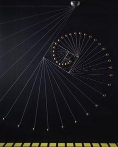 Caleb Charland. Fibonacci's Pendulum 2011
