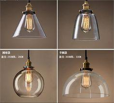 Goedkope Plafondverlichting Retro Vintage Industriële Stijl Edison ...