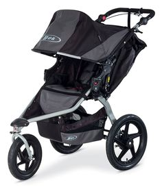 Amazon.com : BOB Revolution Pro Single Stroller, Black : Baby