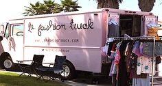 """Love these mobile shopping """"lunch trucks"""""""