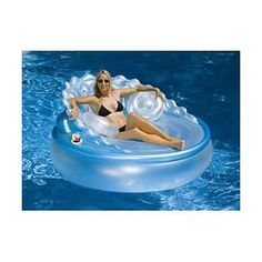 Seashell Sofa Pool Float Lounge..need it