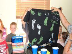 Walkin all over papaw! Tee Shirts, Tees, Painting, Black, Chemises, Chemises, Black People, Teas, Painting Art