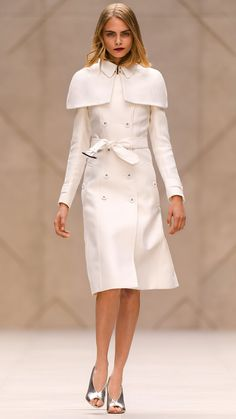 burberry winter white coat