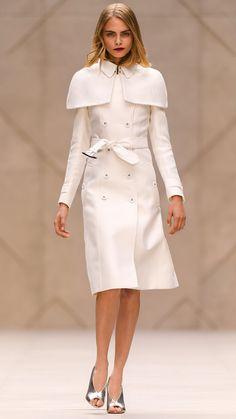 burberry winter white coat