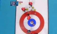 The bizarre sport of curling: narrated by Sir David Attenborough