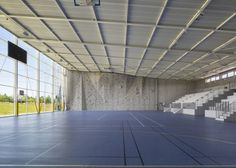 lardy sports centre - arpajon - explorations - 2007-12 - photo michel denancé