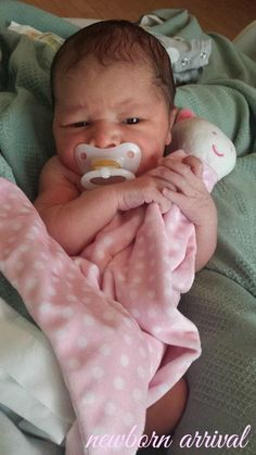 Brooklyn Cortazia Born October 2014 http://newbornarrival.org/
