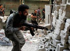 Fighting Breaks Out Between Rebel Groups in #Syria