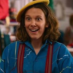 Find images and videos about stranger things, eleven and millie on We Heart It - the app to get lost in what you love. Serie Stranger Things, Bobby Brown Stranger Things, Stranger Things Season 3, Stranger Things Netflix, Kelly Brown, Millie Bobby Brown, Mtv, Bobbi Brown, Film Serie