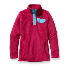 Girls\' Re-Tool Snap-T\u00AE Pullover