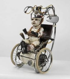 10 Creepiest Dolls Ever - Oddee.com (creepy dolls, scary dolls)... This one is my fave!