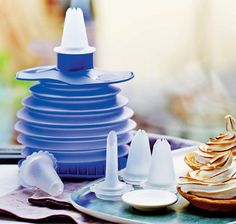Love cake decoration? Then check out Squeese it from Tupperware. Essential for any bakers kitchen. >>