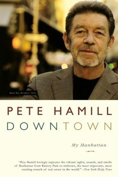 The  audio book version, as narrated by Pete Hamill, is superb. His New York accent adds an authenticity to his tales in the big city.