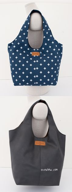 Kelsey Bag PDF Pattern - ithinksew.com