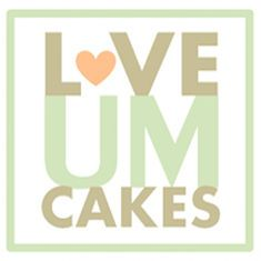 Love Um Cakes is a niche studio specialising in personalised Wedding, Novelty and Celebration cakes
