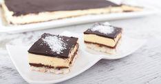 Kokos a čokoláda v troch skvelých nepečených dezertoch Coconut Dream, Baked Goods, Tiramisu, Cheesecake, Baking, Ethnic Recipes, Food, Pastries, Youtube