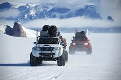 The Arctic Trucks Experience in Iceland