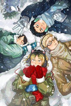 """[통온:했5] 얀고 on Twitter: """"하이큐 통온 리베로즈&무기력조 협력했습니다~! 행사 수고하셨습니다~!👏👏👏👏… """" Daisuga, Kenma Kozume, Haikyuu Anime, Anime Naruto, Tsukishima Kei, Kurotsuki, Hinata Shouyou, Haikyuu Wallpaper, Haikyuu Ships"""