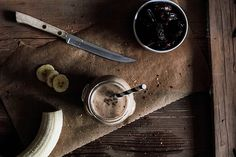 Almond Date Banana Smoothie by pastryaffair, via Flickr