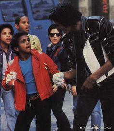 Michael Jackson in PEPSI