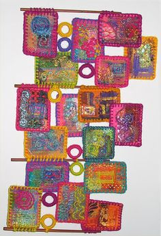 Gramaryestudio. Games with textiles on Flickr.