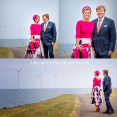 King Willem-Alexander and Queen Máxima 29-6-2017
