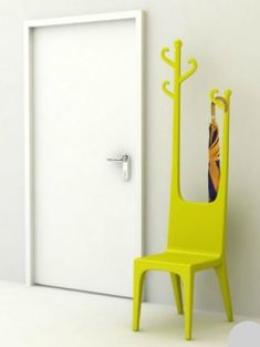 Creative chair ideas - Hat Stand chair