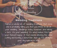 Wedding advice - wedding traditions, wedding etiquette, bouquet toss, garter toss