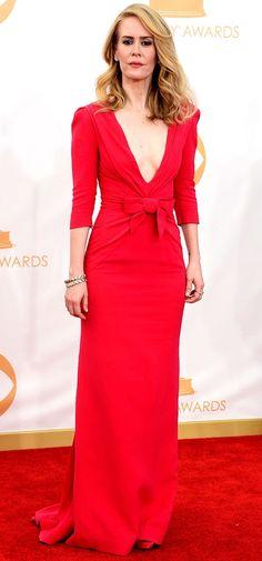 Sarah Paulson: 2013 Emmy Awards