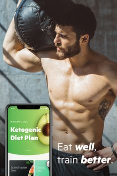 Whether you are trying to get in shape or build muscle, Lifesum has the perfect diet plan to get you there. Download for free now and try it out!