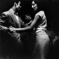 """At the Pasha Nightclub, Cooma"" by Jeff Carter (c1957-1959)"