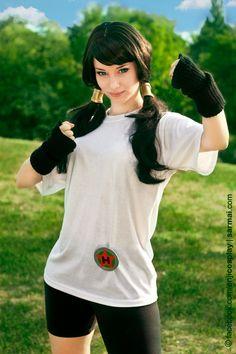 DragonBall- Videl cosplay
