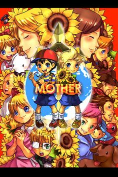 Earthbound and Mother 3