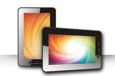 Micromax has launched a tablet - Funbook - that runs Android 4.0.3 (Ice Cream Sandwich) operating system. The device has a 7-inch (17.78 cm) multi-touch capacitive touchscreen, which has a resolution of 800x480 pixels. It is powered by a 1.22GHz Cortex A8 processor.