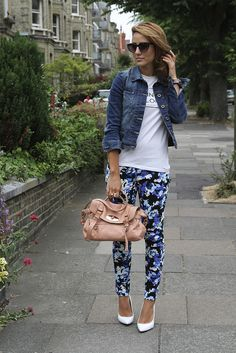 24 Printed Pants To Brighten Up The Spring ‹ ALL FOR FASHION DESIGN