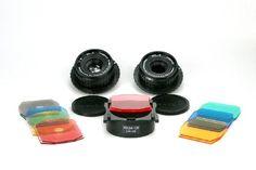 Holga Lens Kit For Canon DSLR Holga