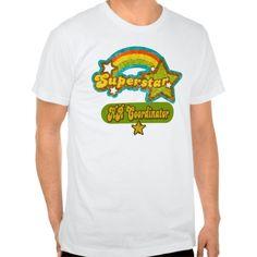 Superstar HR Coordinator T Shirt, Hoodie Sweatshirt
