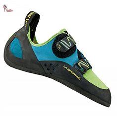 La Sportiva - Chaussons Escalade Katana La Sportiva - 41.5 - Vert - Chaussures la sportiva (*Partner-Link)