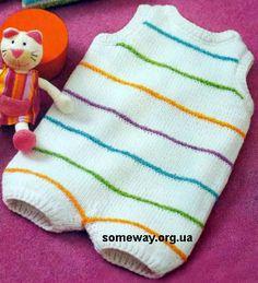Free Russian Knitting Pattern ~ so cute.