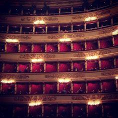Teatro la Scala, Milan, Italy